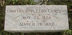 Timothy A. Chapman