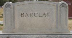 Dora <i>Daniel</i> Barclay