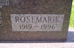 Rosemarie <i>Leonard</i> Dalton