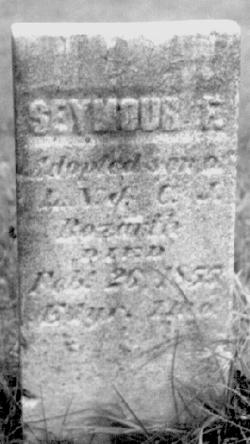 Seymour F Bozarth