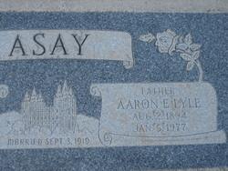 Aaron Elias Lyle Asay