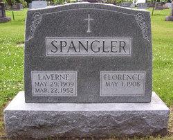 Sgt LaVerne D. Spangler