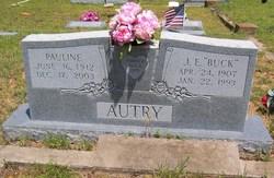 Pauline <i>Block</i> Autry