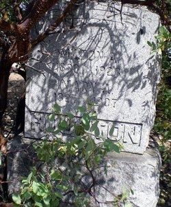 Milton Anthony Houston