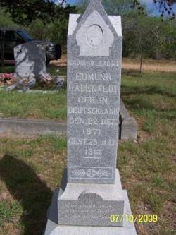 Edmund Albert Hermann Richard Beatus Wimbold Rabenaldt