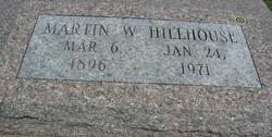 Martin W Hillhouse