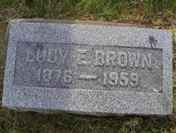 Lucy Elizabeth <i>Lowenberg</i> Brown