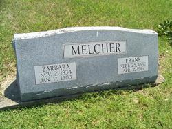 Frank Melcher