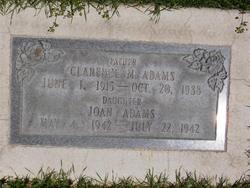 Clarence Mann Adams