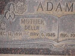 Della Alpha <i>Brundage</i> Adams