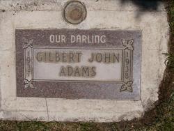 Gilbert John Adams