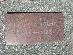 Hazel Dell <i>Exline</i> Young