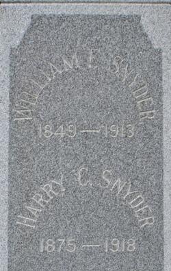 William F Snyder
