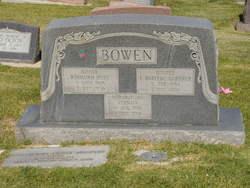 Raymond Hunt Bowen