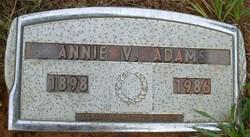 Annie V. Adams