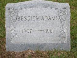 Bessie <i>McInnis</i> Adams