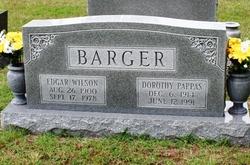 Dorothy <i>Pappas</i> Barger