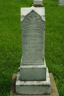 Elizabeth J Woodsmall