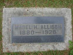 Mabel Irene <i>Hegeman</i> Allison