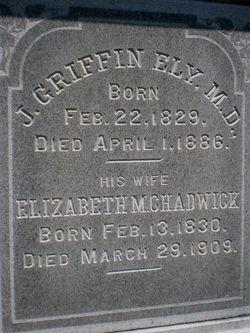 Dr Josiah Griffin Ely