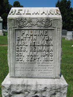 Pauline <i>Reimann</i> Heilmann
