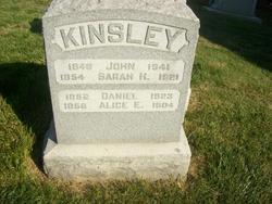 Daniel Kinsley
