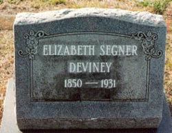 Elizabeth <i>Segner</i> DeViney