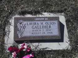 Lavira Horn <i>Olson</i> Galliher