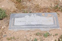 Sarah <i>Korgan</i> Allen