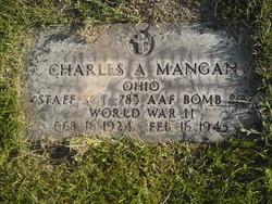 Charles A Mangan