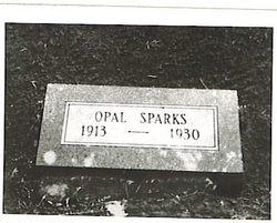 Opal Pearl <i>Franks</i> Sparks
