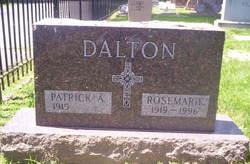 Patrick A Dalton