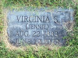 Virginia Jennie S. Allison