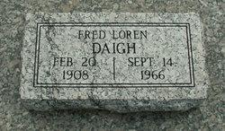 Fred Loren Daigh