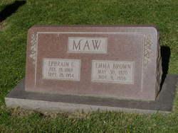 Emma <i>Brown</i> Maw