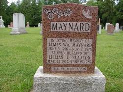 Lillian E. <i>Plaxton</i> Maynard