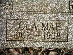 Lola Mae Rees