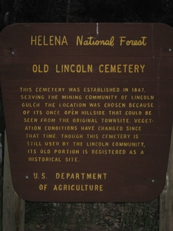 Old Lincoln Cemetery