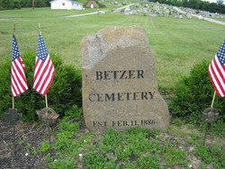 Betzer Cemetery (new)