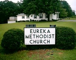 Eureka Methodist Church Cemetery