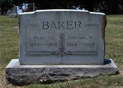 Asbury Napoleon Baker