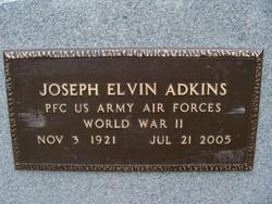 Joseph Elvin Adkins