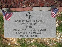Sgt Robert Paul Kassin