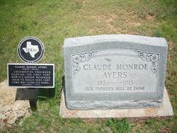 Claude Monroe Ayers