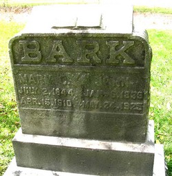 Mary Catherine <i>Smeltzer</i> Bark