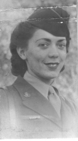 Mary Ethel <i>Whipp</i> Davey