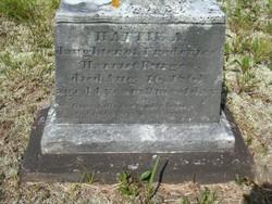 Hattie A. Burgess