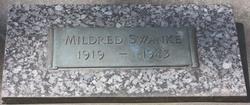Mildred Marie <i>Fletten</i> Swanke