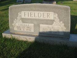 Lucille <i>Stevens</i> Fielder