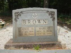 Horace Drennan Brown